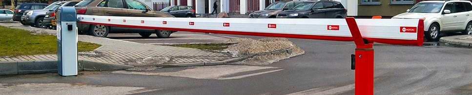 Шлагбаумы AN-Motors